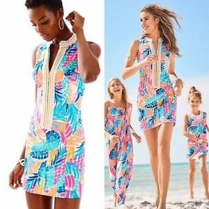 Lilly Pulitzer Alexa shift in goombay smashed